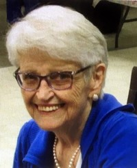 Mary Alverna Hendrick  2019 avis de deces  NecroCanada