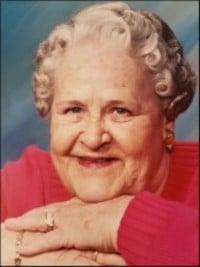 OLMSTEAD Aline  1933  2019 avis de deces  NecroCanada
