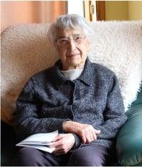 Olga Szabo nee Zadorozny  24 juin 1931