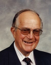Pastor Theodore Daniel Becker  April 17 1927  January 26 2019 (age 91) avis de deces  NecroCanada