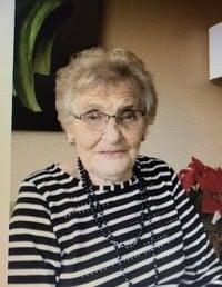 Justina Koshurba Romanchuk  September 27 1922  January 29 2019 (age 96) avis de deces  NecroCanada