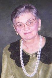 Marie-Paule Turgeon  (1928  2019) avis de deces  NecroCanada