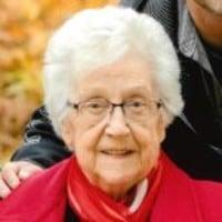 Mme Nornande Talbot-Gosselin 1929-2019  2019 avis de deces  NecroCanada