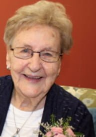 Myntje Mary Mollema nee Dykstra  October 7 1922  February 1 2019 avis de deces  NecroCanada