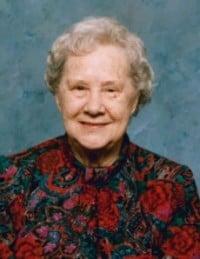 Nellie McDonald  February 6 1923  February 1 2019 avis de deces  NecroCanada