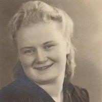 Hilda Leivo  September 9 1924  January 31 2019 avis de deces  NecroCanada