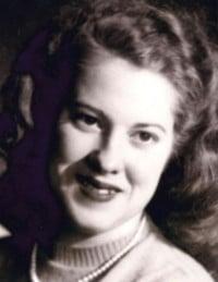 Yvonne Whiteside  August 18 1930  February 1 2019 avis de deces  NecroCanada