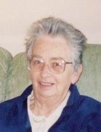 Ada Lucille Green-Nemec  August 5 1925 to January 20 2019 avis de deces  NecroCanada