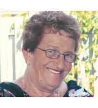Ethel LEBLANC  19322019 avis de deces  NecroCanada