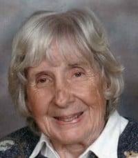 Gloria Ruth Stephenson Wolf  November 7 1924 –