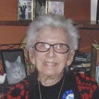 Jeannette Ferris Nee Poulin  1912  2019 avis de deces  NecroCanada