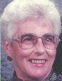 Marjorie Harris  19332019 avis de deces  NecroCanada