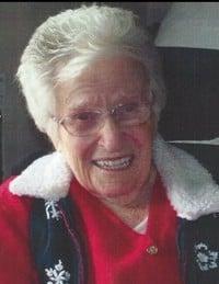 Florence Oliver  February 26 1917  February 7 2019 (age 101) avis de deces  NecroCanada