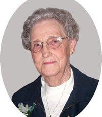 Wilma Grace Tedford Henderson  January 28 1922 –