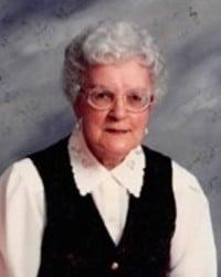 eliane Gravel Brisson  1924  2019 (94 ans) avis de deces  NecroCanada