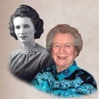 Elizabeth Betty Kyle  September 22 1920  February 6 2019 avis de deces  NecroCanada