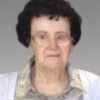 Fernande Ouellet  11 juin 1927  7 février 2019 avis de deces  NecroCanada