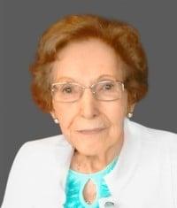 Georgette Racine  1917  2019 avis de deces  NecroCanada