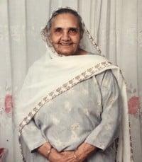Swaran Kaur Heer  July 2 1922 –