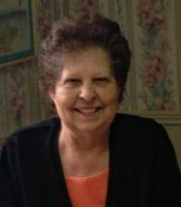 Darlene Maria Heinrichs Borisenko  July 4 1940 –
