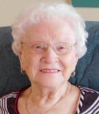 Julie Côte  01 avril 1926 – 01 février 2019