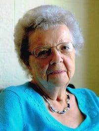 Monique Milette Langlois  1927  2019 avis de deces  NecroCanada