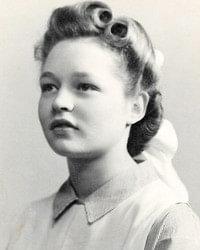 Patricia 'Pat' Madden-Nadeau  October 26 1926