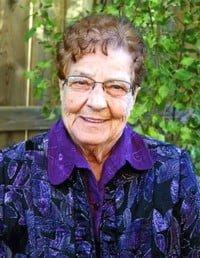 Annie Clara Bielecki Salzl  December 9 1928  February 8 2019 (age 90) avis de deces  NecroCanada