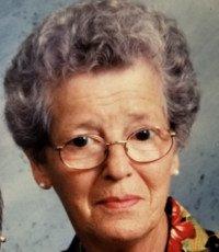 Cecile Poirier  26 mars 1928 – 09 février 2019