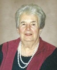 Fernande Godin Michaud  1927  2019 (91 ans) avis de deces  NecroCanada