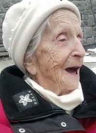Gabrielle Marcoux nee Bibeau  1919  2019 (99 ans) avis de deces  NecroCanada