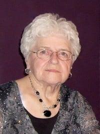Georgette Turcotte Fafard  1925  2019 avis de deces  NecroCanada