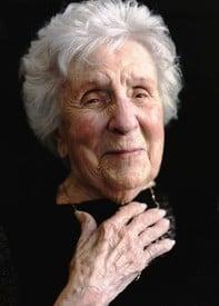 Lucile Poirier Hebert  1914  2019 (104 ans) avis de deces  NecroCanada
