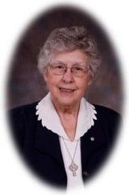 Sister Margaret Theresa Vickers  19272019 avis de deces  NecroCanada