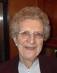 Elsie Thiesson  2019 avis de deces  NecroCanada