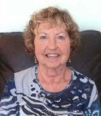 Mary Lou Crichton Pettigrew  March 18 1945 –