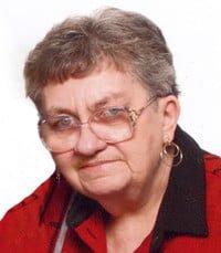 Elizabeth Doreen Betty Mallon Russell  December 5 1941 –