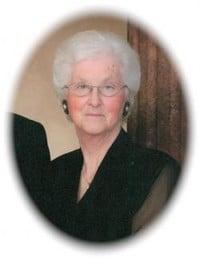 Jennie Elizabeth Reeves McCarville  19312019 avis de deces  NecroCanada
