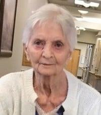 Betty Kelly  2019 avis de deces  NecroCanada