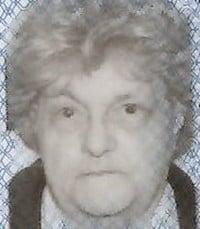 Doris Betty Tugnette Flunder  April 7 1933 –