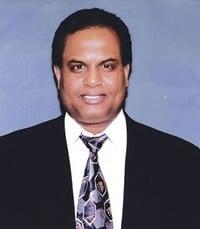 Kandiah Nadarajah  June 16 1948 –