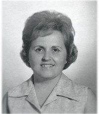 Teresa Delgreco  September 18 1936 –