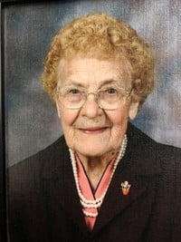 Marie Gogol  January 11 1919  February 16 2019 (age 100) avis de deces  NecroCanada