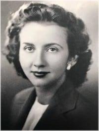 Marie MacGregor Beatteay Patrick  19232019 avis de deces  NecroCanada