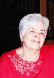 Mme Andree Mecteau Lavoie  Date du décès : 13 février 2019