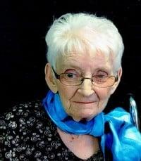 Annette Gertrude Saunders  November 21 1938 –
