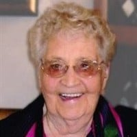 Ellen Augusta Vause  February 12 2019 avis de deces  NecroCanada