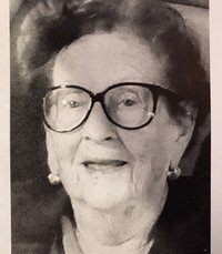 Mary Louise Patten Thomas  September 26 1918 –