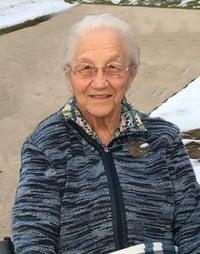 Olga Pelechaty  February 9 1930  February 16 2019 (age 89) avis de deces  NecroCanada