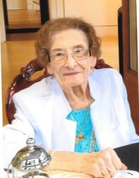 Phyllis Borgatti D'Amico  August 30 1923  February 15 2019 (age 95) avis de deces  NecroCanada